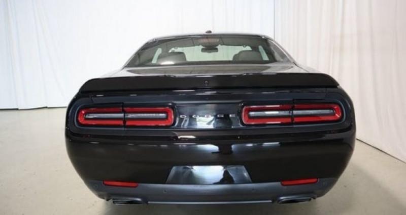 Dodge Challenger 2 R/t v8 hemi 5.7l 375hp Noir occasion à PONTAULT COMBAULT - photo n°3