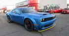 Dodge Challenger 2 Srt hellcat widebody v8 6.2l 717hp Bleu à PONTAULT COMBAULT 77