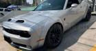 Dodge Challenger 2 SRT HELLCAT WIDEBODY V8 6.2L Gris à Le Coudray-montceaux 91