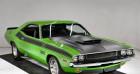 Dodge Challenger 2 T/A 1970 - V8 340Ci/385Ch Six Pack - Boite Auto Vert à Villennes Sur Seine 78