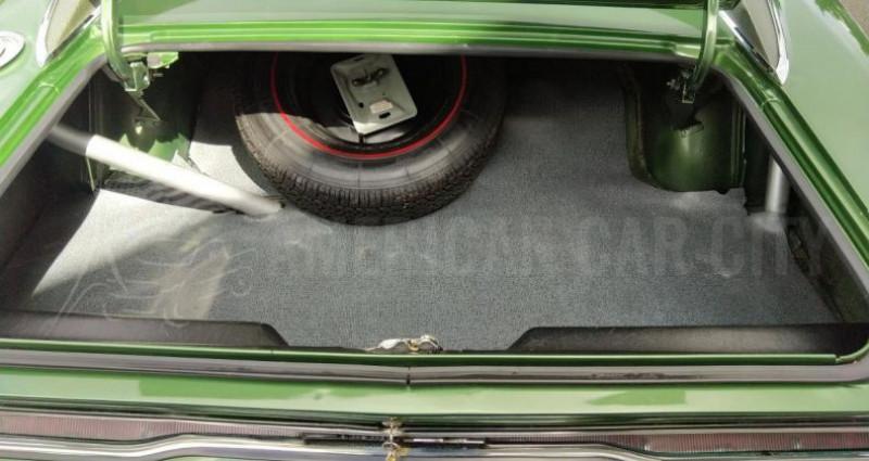 Dodge Charger R/T 440 SIX PACK - PISTOL GRIP - SUPER TRACK PACK Vert occasion à Le Coudray-montceaux - photo n°6