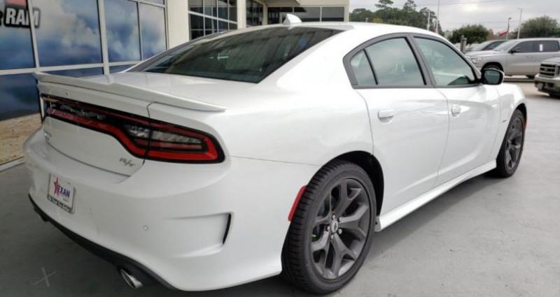 Dodge Charger R/t v8 hemi 5.7l bva8 375hp Blanc occasion à PONTAULT COMBAULT - photo n°3