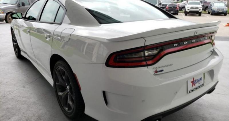 Dodge Charger R/t v8 hemi 5.7l bva8 375hp Blanc occasion à PONTAULT COMBAULT - photo n°5