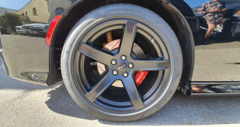 Dodge Charger Srt hellcat v8 6.2l supercharged 707hp bva8 Noir occasion à PONTAULT COMBAULT - photo n°5