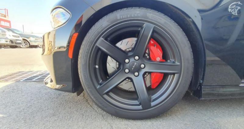 Dodge Charger Srt hellcat v8 6.2l supercharged 707hp bva8 Noir occasion à PONTAULT COMBAULT - photo n°2