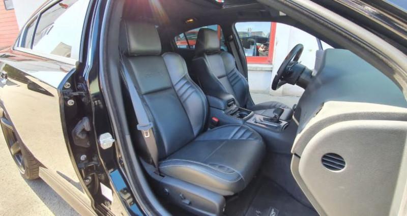 Dodge Charger Srt hellcat v8 6.2l supercharged 707hp bva8 Noir occasion à PONTAULT COMBAULT - photo n°7