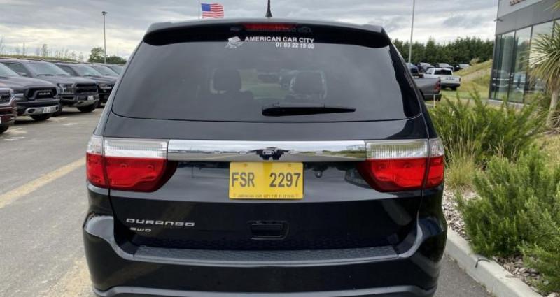 Dodge Durango SXT V8 5.7L Noir occasion à Le Coudray-montceaux - photo n°4
