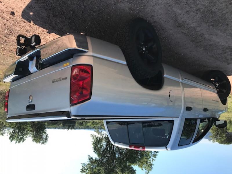 Dodge Ram 1500 DODGE RAM 4.7 2WD BIGHORN EDITION Gris occasion à Toulon - photo n°7