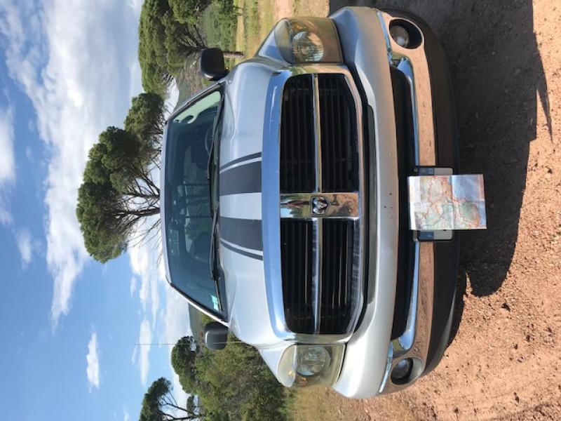 Dodge Ram 1500 DODGE RAM 4.7 2WD BIGHORN EDITION Gris occasion à Toulon - photo n°5