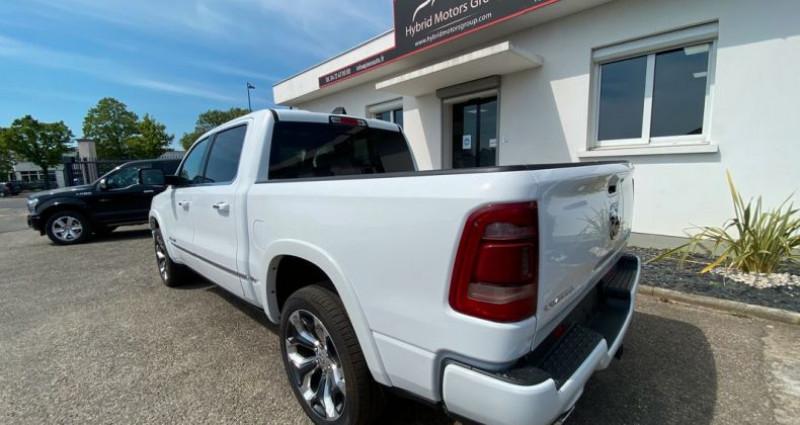 Dodge Ram 1500 Limited 2020 NEUF 82 500 TTC disponible de suite Blanc occasion à Vénissieux - photo n°5
