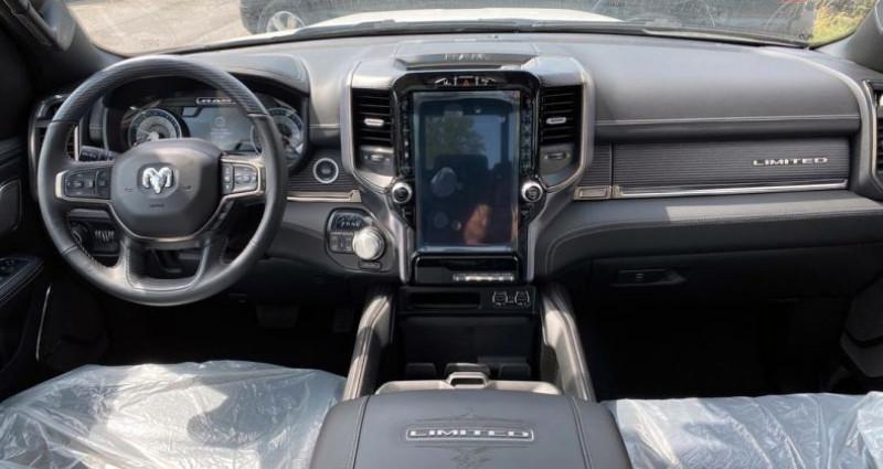 Dodge Ram 1500 Limited 2020 NEUF 82 500 TTC disponible de suite Blanc occasion à Vénissieux - photo n°7