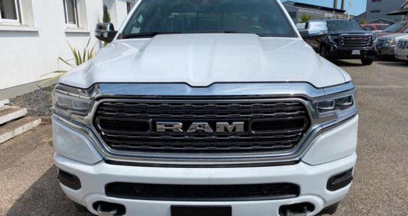 Dodge Ram 1500 Limited 2020 NEUF 82 500 TTC disponible de suite Blanc occasion à Vénissieux - photo n°3