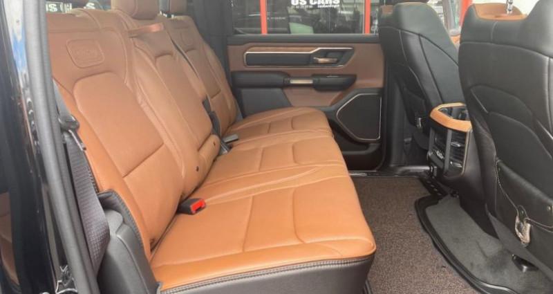 Dodge Ram 1500 longhorn 4x4 crew cab v8 5.7l hemi 395ch hayon multi su Noir occasion à PONTAULT COMBAULT - photo n°5