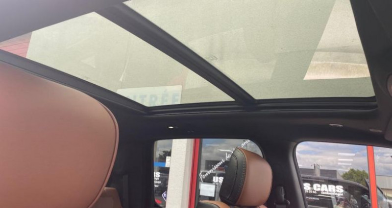 Dodge Ram 1500 longhorn 4x4 crew cab v8 5.7l hemi 395ch hayon multi su Noir occasion à PONTAULT COMBAULT - photo n°4