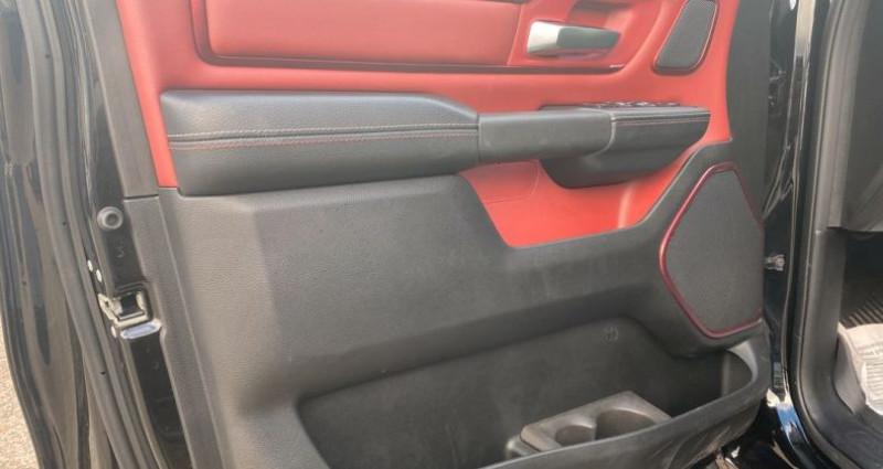 Dodge Ram 1500 REBEL essence GPL disponible de suite 77 100 ttc Noir occasion à Vénissieux - photo n°6