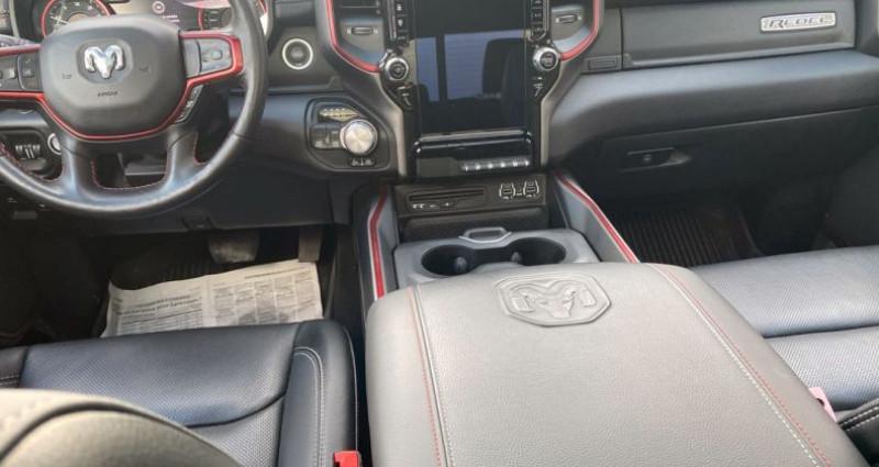 Dodge Ram 1500 REBEL essence GPL disponible de suite 77 100 ttc Noir occasion à Vénissieux - photo n°5