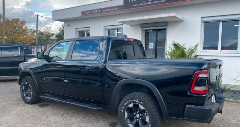 Dodge Ram 1500 REBEL essence GPL disponible de suite 77 100 ttc Noir occasion à Vénissieux - photo n°3