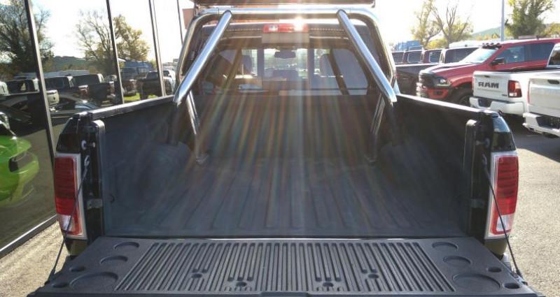 Dodge Ram Crew Laramie Réhaussé V8 5,7L Noir occasion à Le Coudray-montceaux - photo n°5