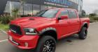 Dodge Ram Crew SPORT Réhaussé V8 5,7L Rouge à Le Coudray-montceaux 91