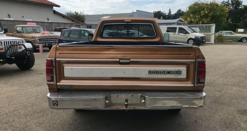 Dodge Ram D150 V8 318ci 5,2L En France  occasion à SAINT ANDRE DE CORCY - photo n°4