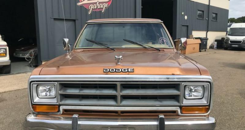 Dodge Ram D150 V8 318ci 5,2L En France  occasion à SAINT ANDRE DE CORCY - photo n°3