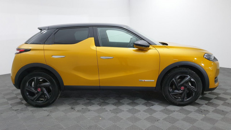DS DS3 Crossback 1.2 puretech 155cv eat8 grand chic + hifi focal + sieges cha Or occasion à Riorges - photo n°3