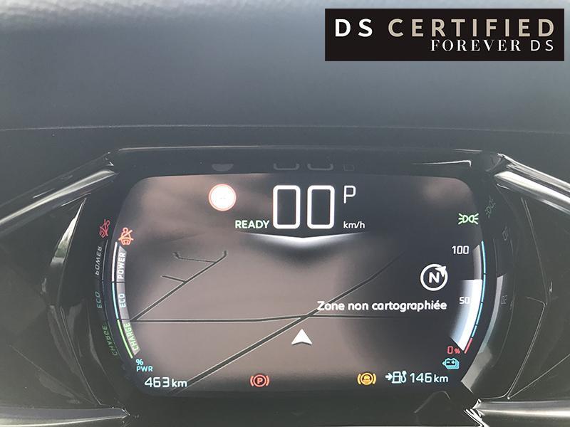 DS DS3 Crossback E-Tense Performance Line + Gris occasion à Lescar - photo n°12