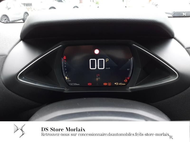 DS DS3 Crossback PureTech 130ch Chic Automatique Blanc occasion à MORLAIX - photo n°14