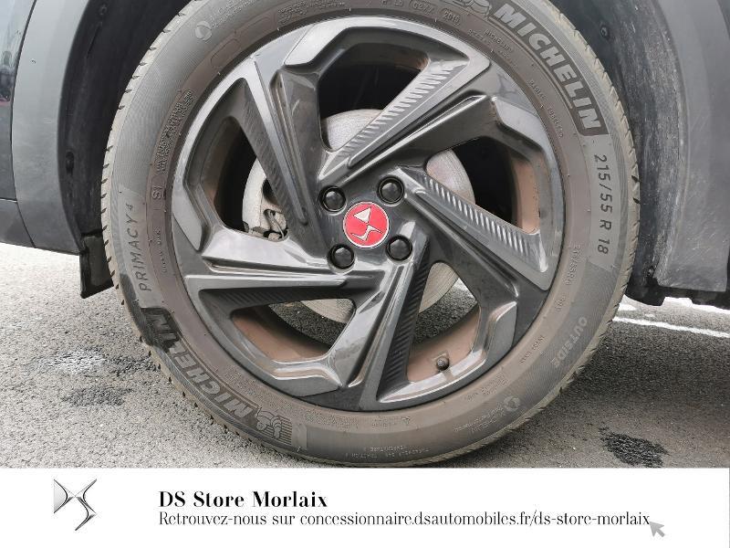 DS DS3 Crossback PureTech 130ch Performance Line Automatique Noir occasion à MORLAIX - photo n°11