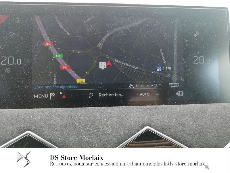 DS DS3 Crossback PureTech 130ch Performance Line Automatique Noir occasion à MORLAIX - photo n°15