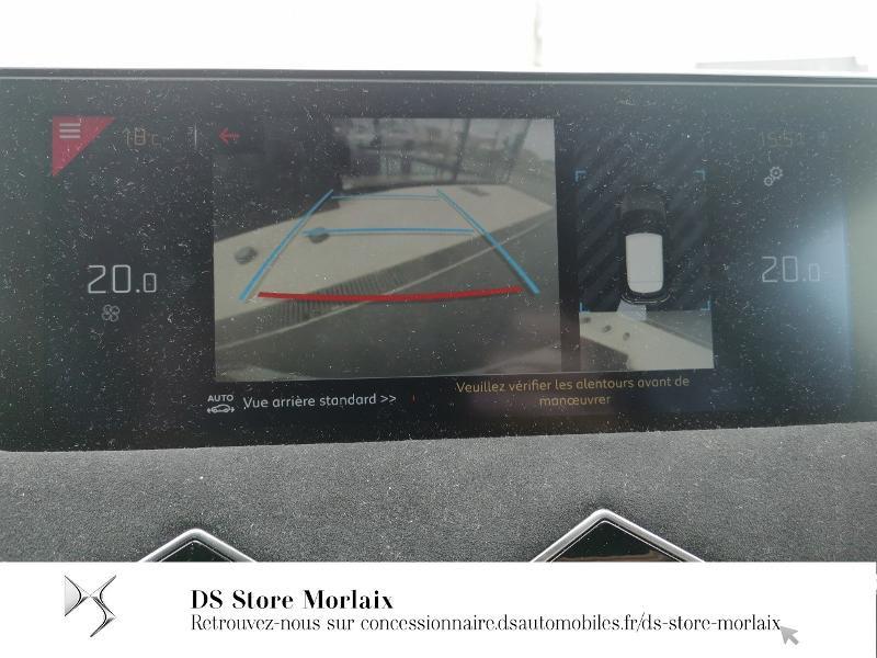 DS DS3 Crossback PureTech 130ch Performance Line Automatique Noir occasion à MORLAIX - photo n°14