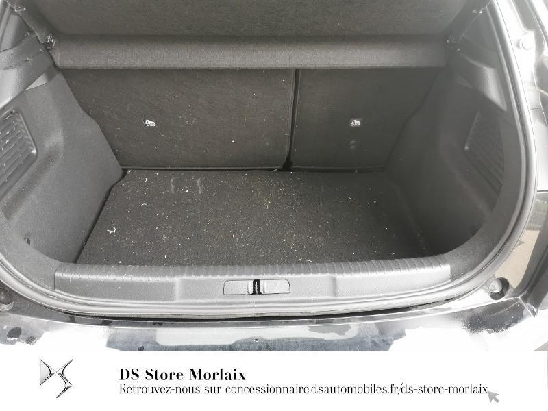 DS DS3 Crossback PureTech 130ch Performance Line Automatique Noir occasion à MORLAIX - photo n°6