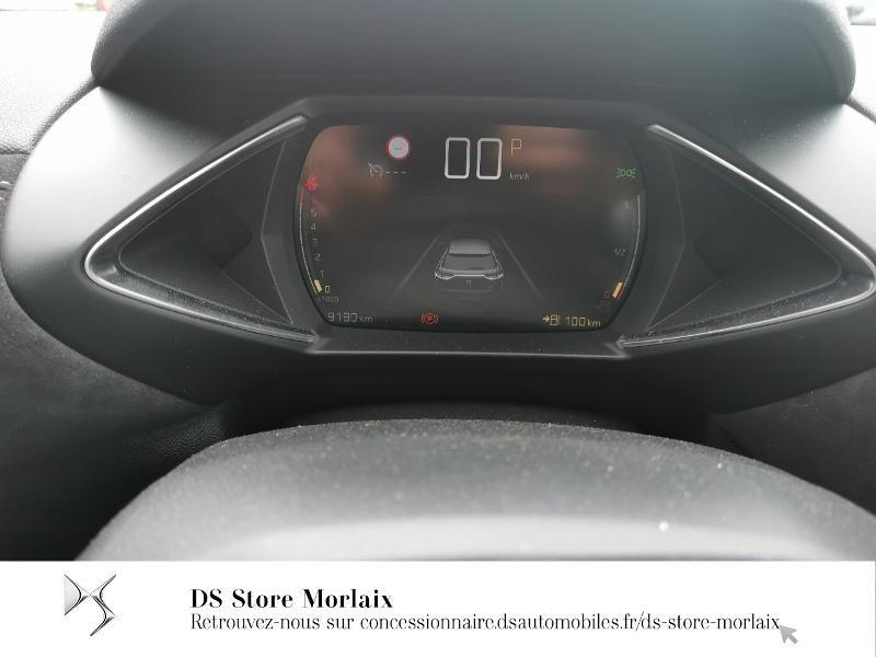 DS DS3 Crossback PureTech 130ch Performance Line Automatique Noir occasion à MORLAIX - photo n°13