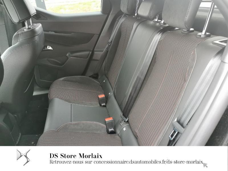 DS DS3 Crossback PureTech 130ch Performance Line Automatique Noir occasion à MORLAIX - photo n°10