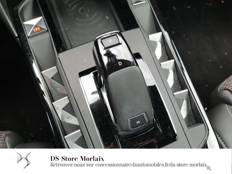 DS DS3 Crossback PureTech 130ch Performance Line Automatique Noir occasion à MORLAIX - photo n°12