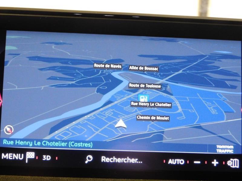 DS DS3 Crossback PureTech 130ch Performance Line Automatique Gris occasion à Castres - photo n°19