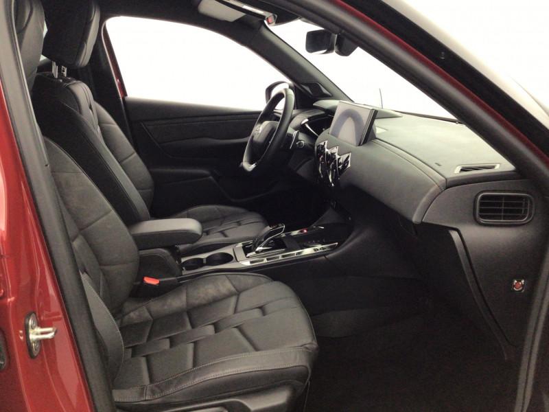 DS DS3 Crossback PureTech 155ch Grand Chic Automatique suréquipée Rouge occasion à SAINT-GREGOIRE - photo n°14