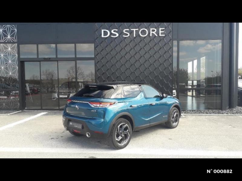 DS DS3 Crossback PureTech 155ch So Chic Automatique 123g  occasion à Écuelles - photo n°2
