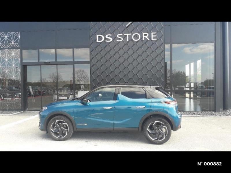 DS DS3 Crossback PureTech 155ch So Chic Automatique 123g  occasion à Écuelles - photo n°3