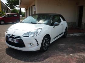 DS DS3 Blanc, garage LOOK AUTOS à Portet-sur-Garonne