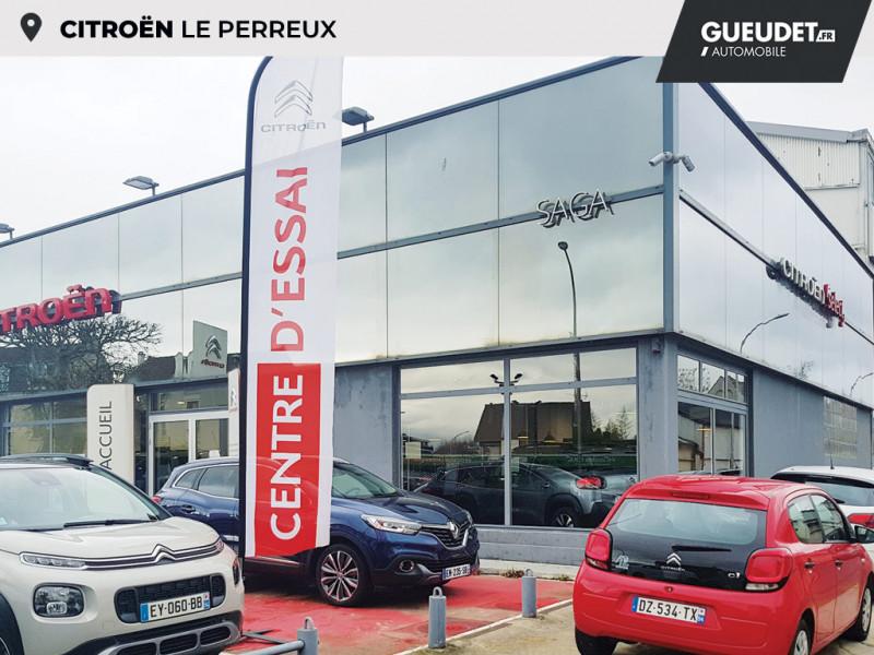 DS DS3 PureTech 130ch Performance Line S&S Noir occasion à Le Perreux-sur-Marne - photo n°17