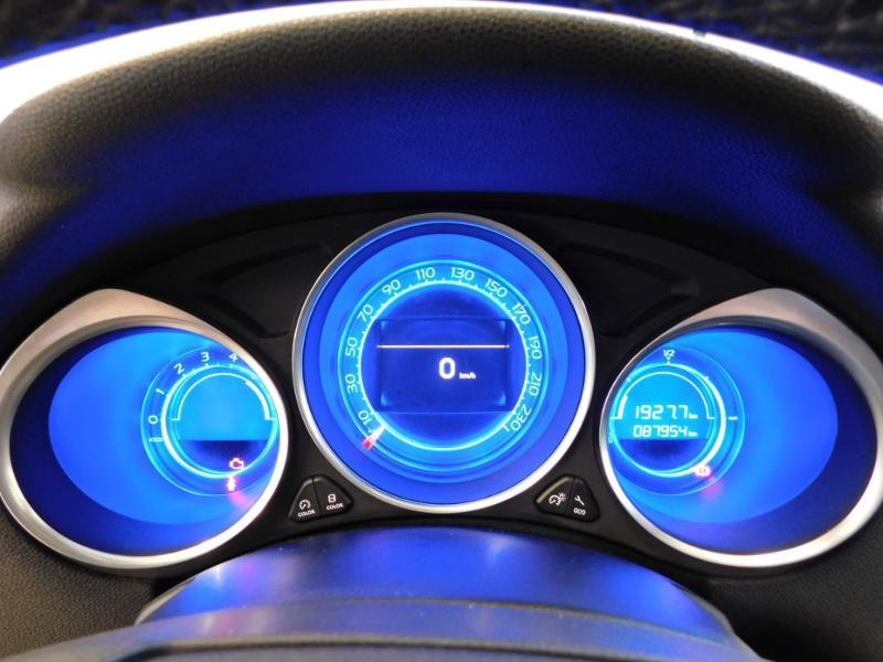 DS DS4 BlueHDi 120ch Executive S&S Gris occasion à Castres - photo n°8