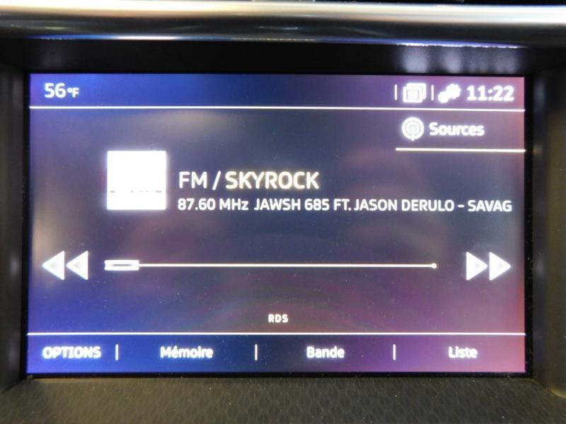 DS DS4 BlueHDi 120ch Executive S&S Gris occasion à Castres - photo n°12