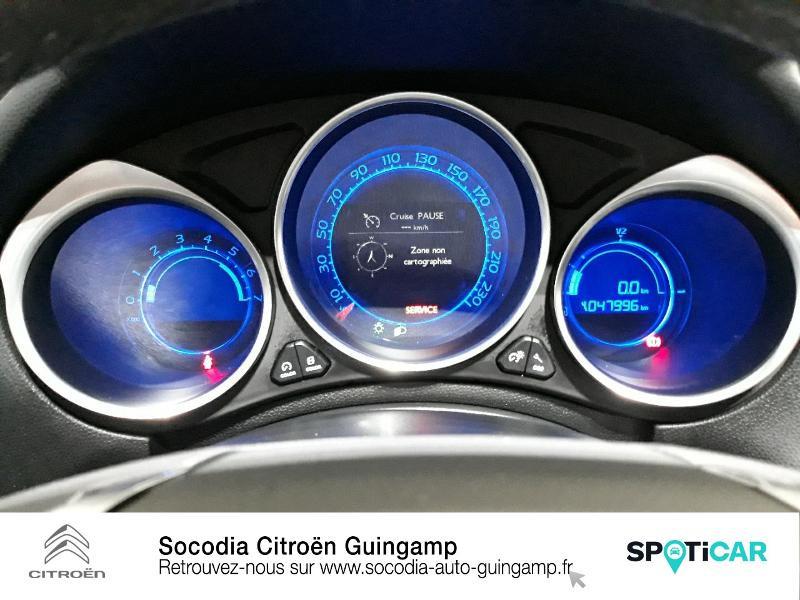 DS DS4 BlueHDi 120ch Sport Chic S&S Noir occasion à GUINGAMP - photo n°12