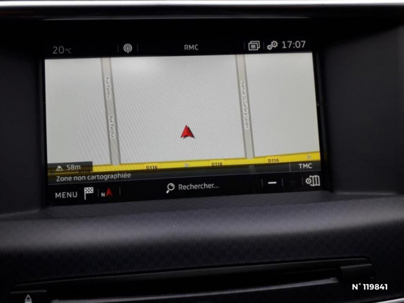 DS DS4 PureTech 130 Connected Chic S&S Gris occasion à Villemomble - photo n°11