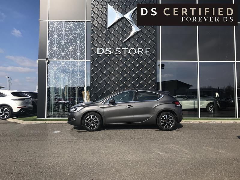 DS DS4 PureTech 130ch Executive S&S Gris occasion à Lescar - photo n°11