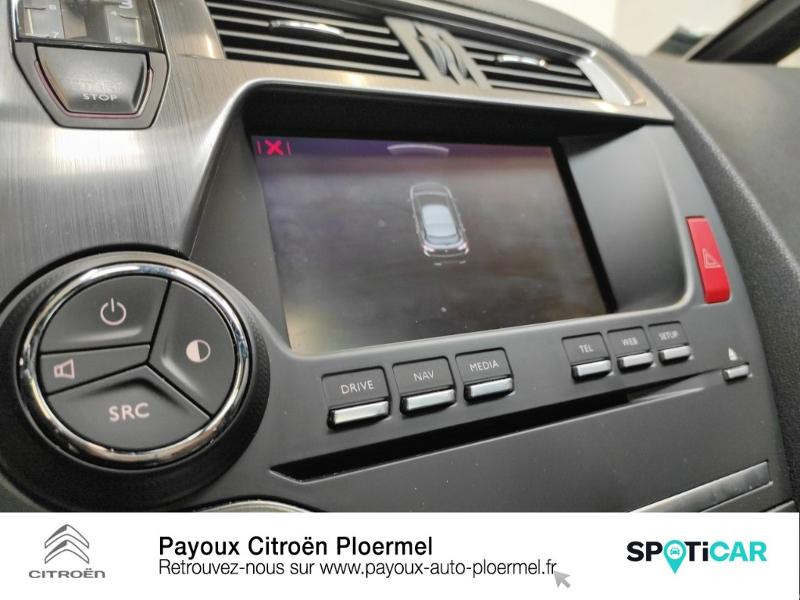 DS DS5 BlueHDi 180ch Performance line S&S EAT6 Gris occasion à PLOERMEL - photo n°15