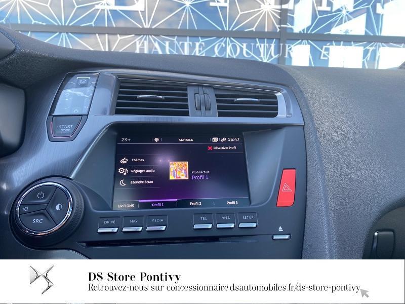 DS DS5 BlueHDi 180ch Sport Chic S&S EAT6  occasion à Saint-Thuriau - photo n°18