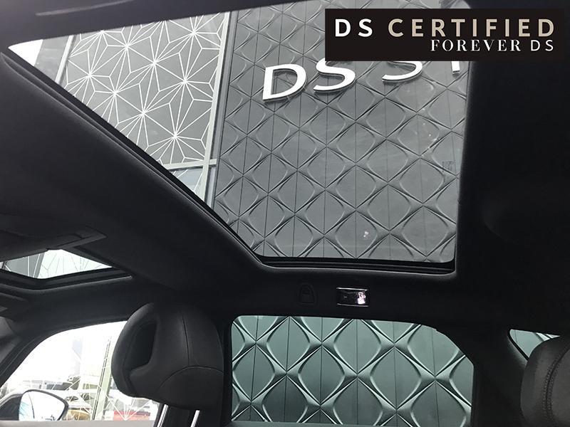 DS DS5 BlueHDi 180ch Sport Chic S&S EAT6 Blanc occasion à Lescar - photo n°13