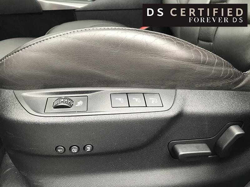 DS DS5 BlueHDi 180ch Sport Chic S&S EAT6 Blanc occasion à Lescar - photo n°16